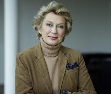 Portrait von Petra Roth