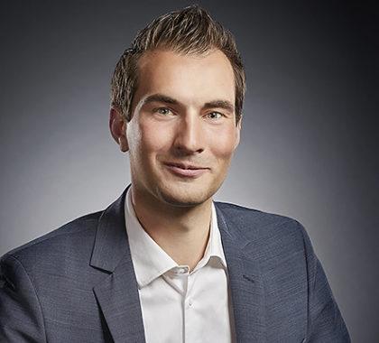 Portrait von Andreas Alin