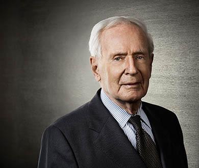 Portrait von Dr. Klaus von Dohnanyi