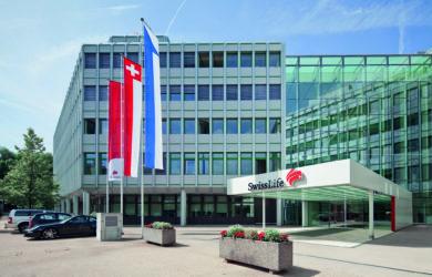 Swiss Life Gebäude in Binz