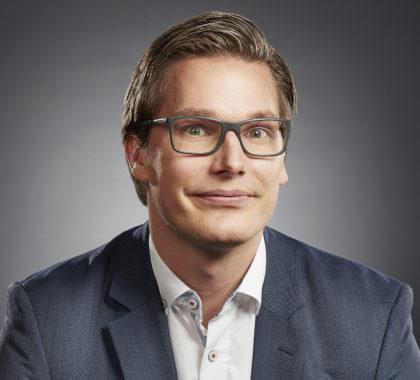 Portrait von Mathias Rohstock, Principal