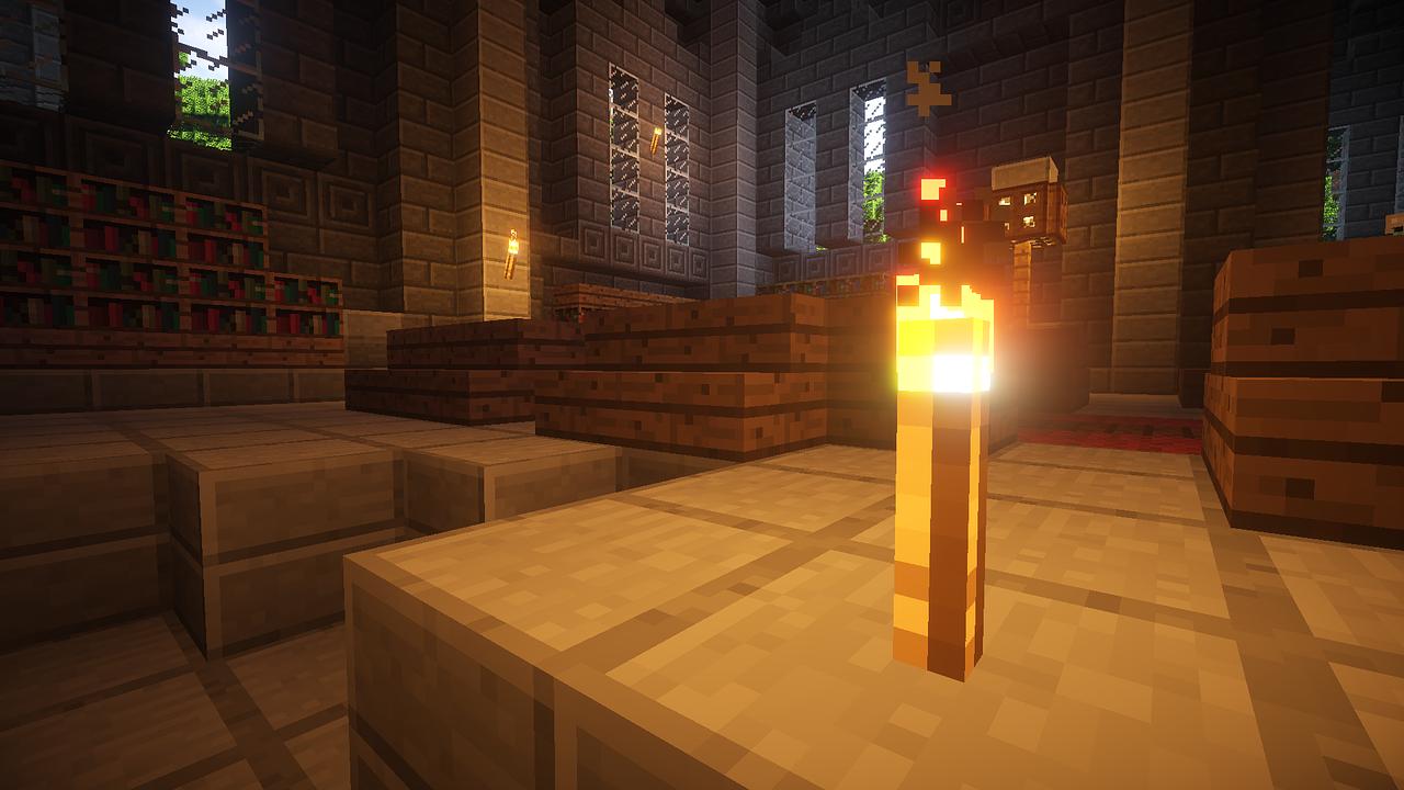 Screenshot vom Spiel Minecraft