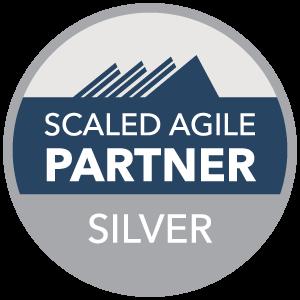 Scaled agile partner silver, Siegel