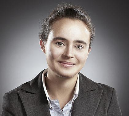 Portrait von Julia Kaftan