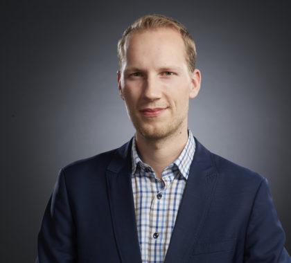 Portrait von Markus Stahman