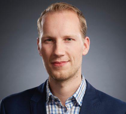 Portrait von Markus Stahmann