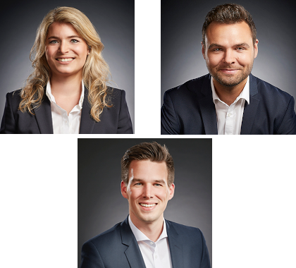 Das Team vom Podcast Am Puls der Zeit Automobilindustrie im Wandel