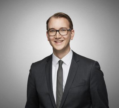 Portrait von Benjamin Müllender