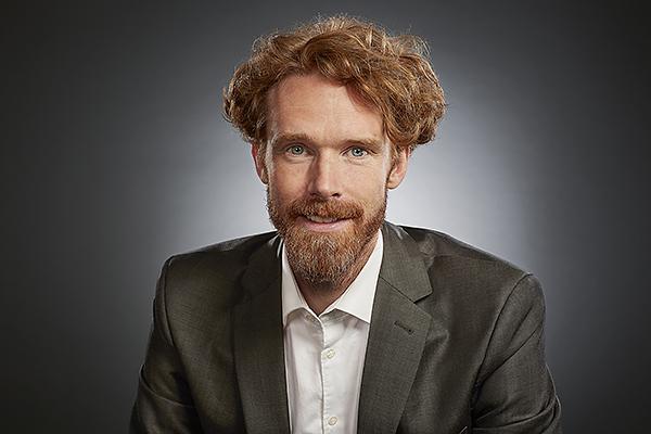 Portrait von Heiko Haller