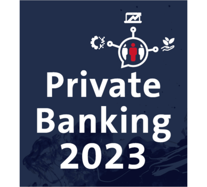 Grafik für Private Banking 2023