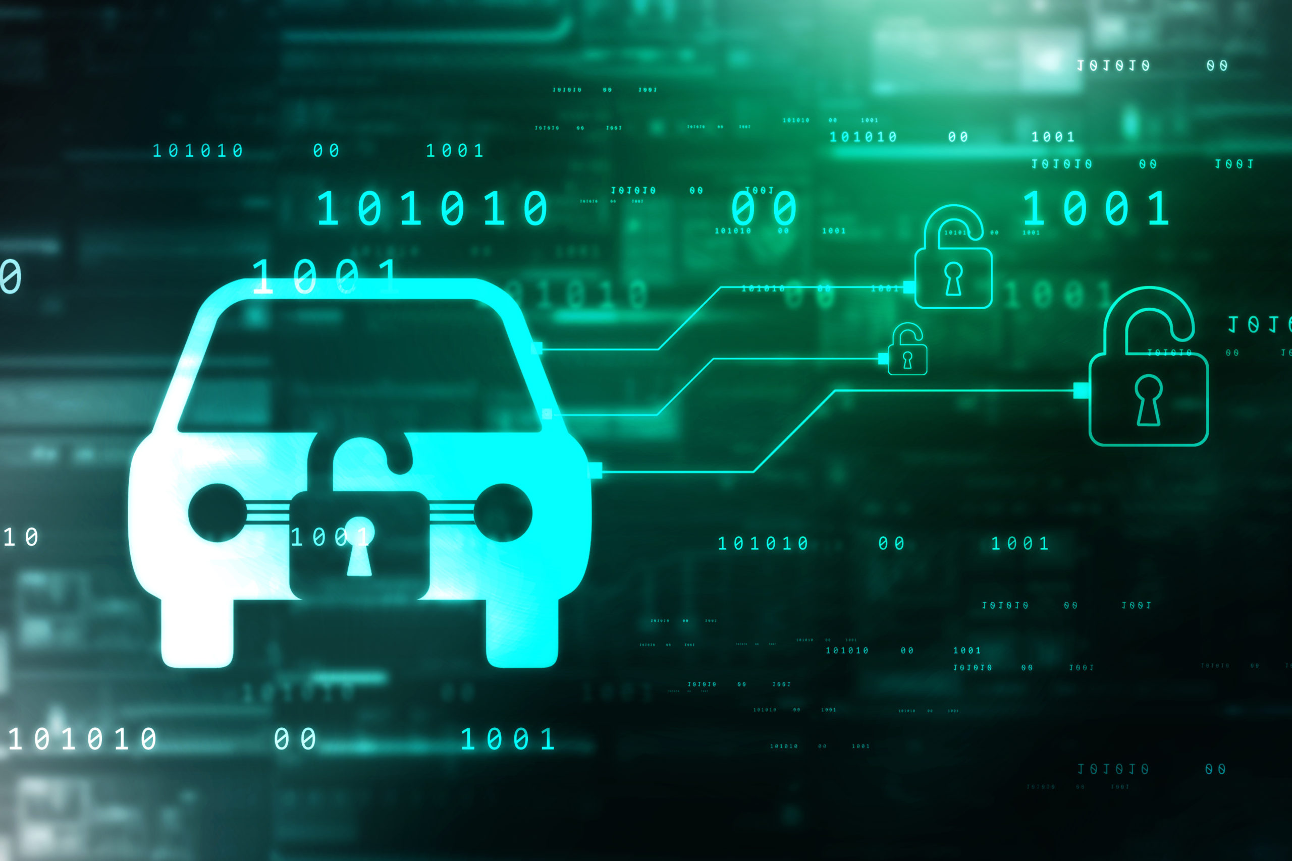 Cyber Secuity in der Automotive Branche