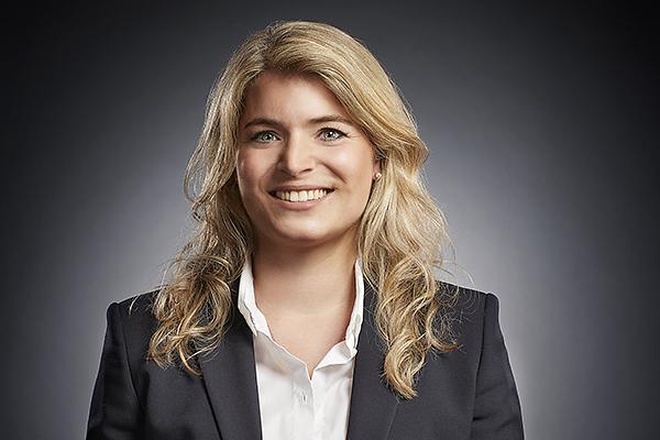 Portrait von Christina Strücker