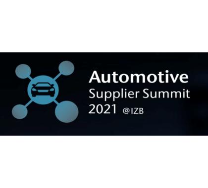 Automotive Supplier Summit 2021