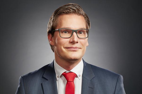 Portrait von Mathias Rohstock